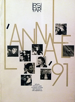 L'Annale IRSIFAR 1991