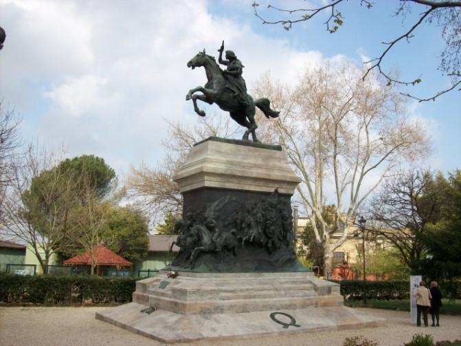 Il Gianicolo e la Repubblica Romana