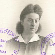 Maria Michetti, una donna nella Resistenza romana