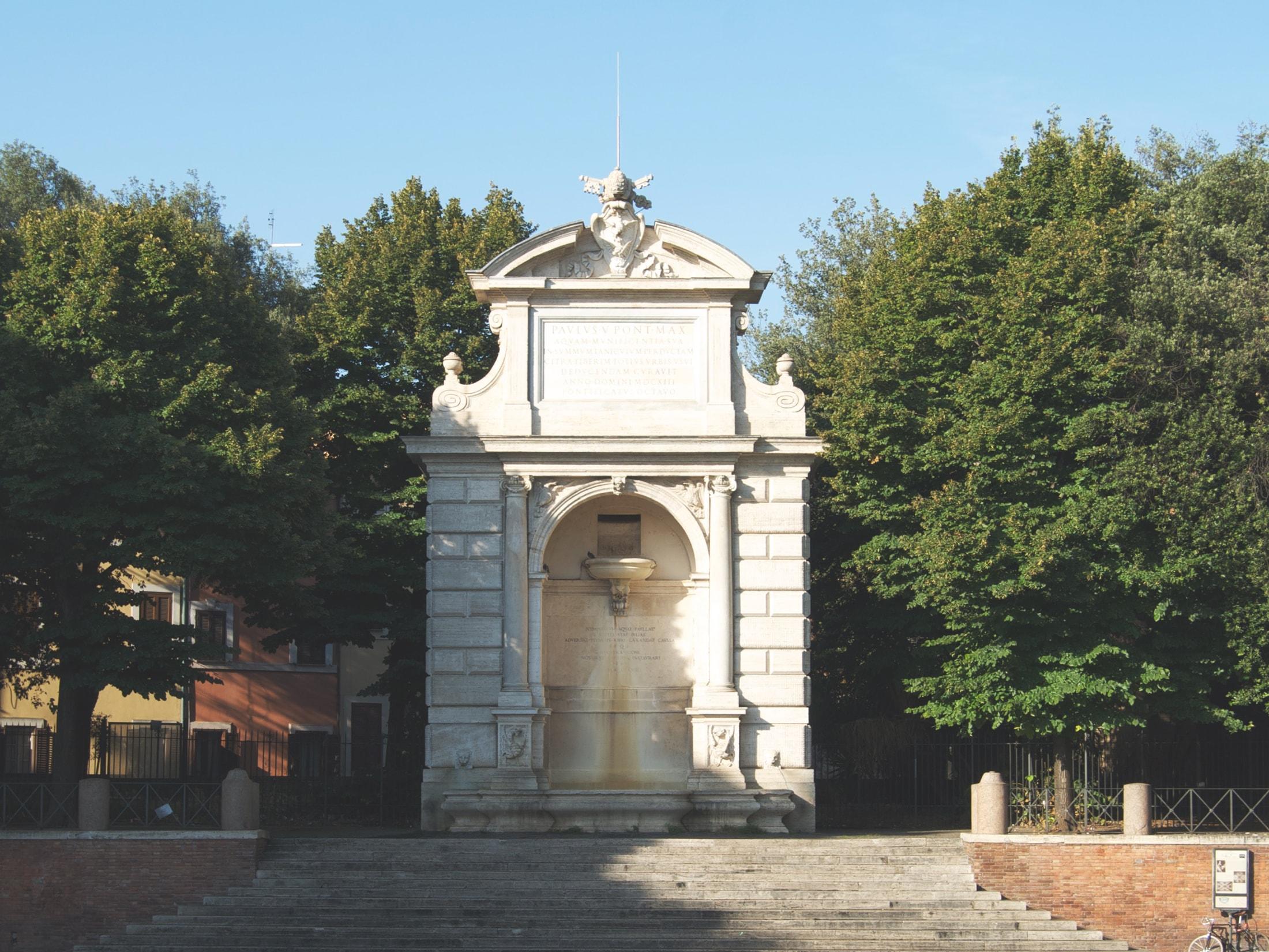 Le fontane dei GAP durante l'occupazione nazifascista