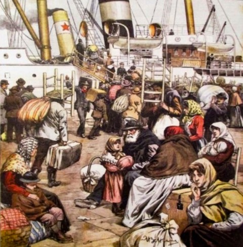 «Italia bella mostrati gentile». L'emigrazione italiana tra XIX e XX secolo